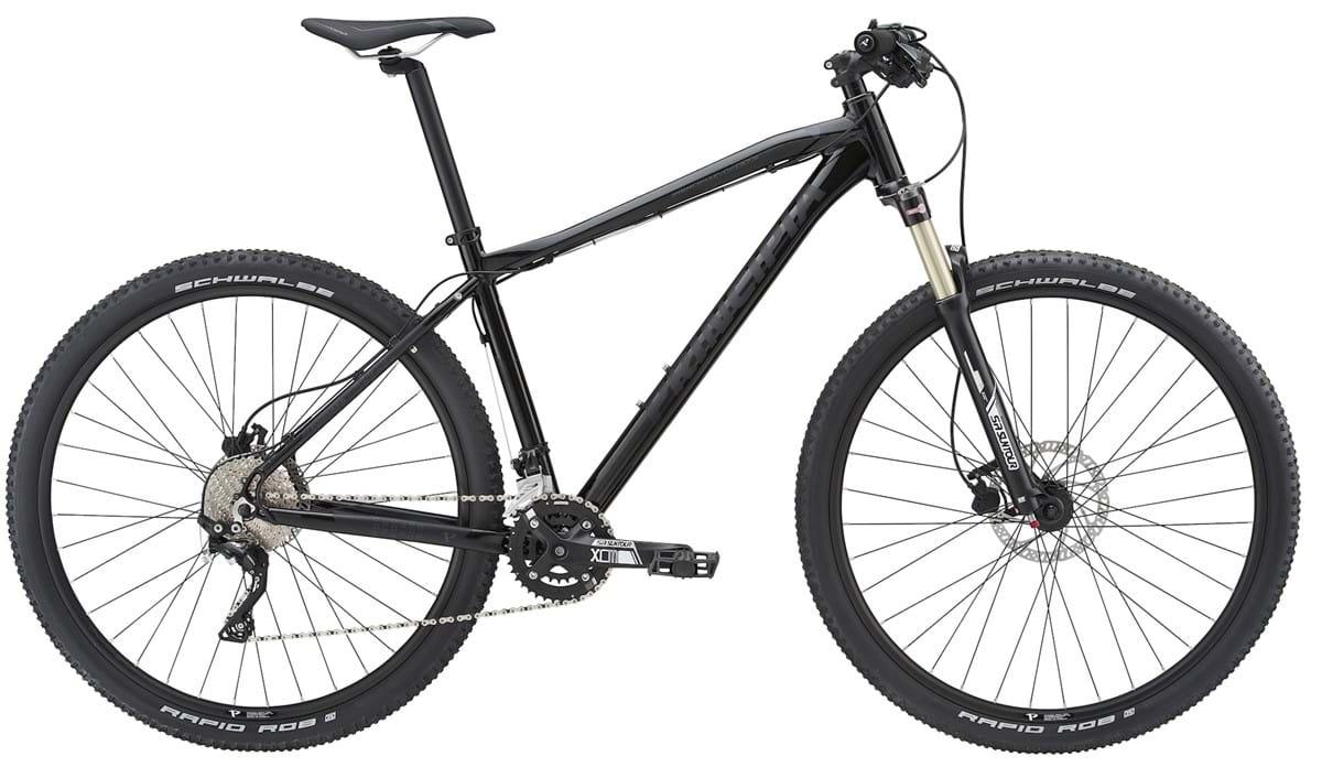 Principia Evoke A7.9 2X10Sp Deore Xt 29'Er Sort - 2020 Cykler||Principia