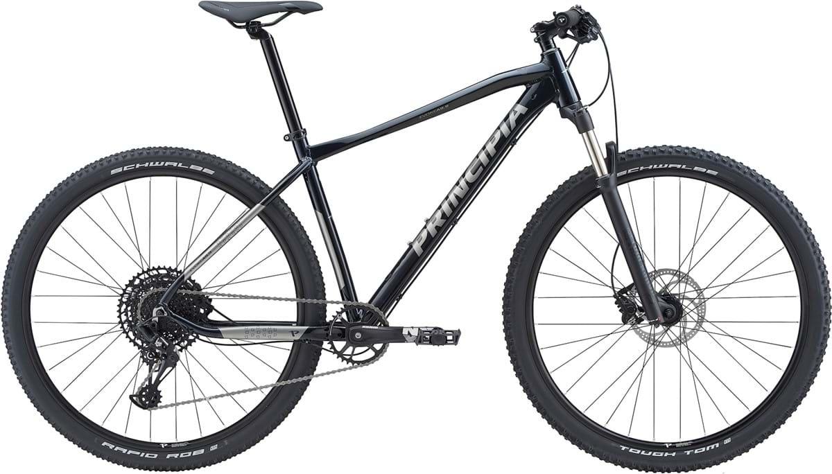 Pedalatleten Principia Evoke A9.9 Rockshox 1X12Sp Sram Nx 29'Er Blå - 2020 Cykler||Principia