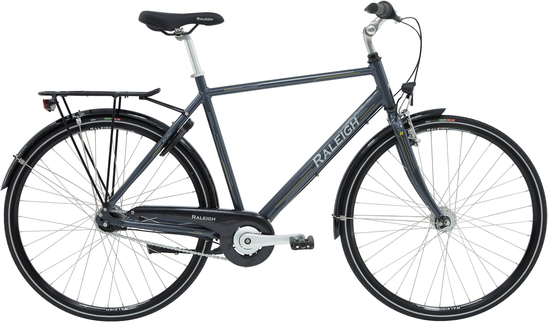 Image of Raleigh Sprite Alu Herre 7 Gear Grå - 2020