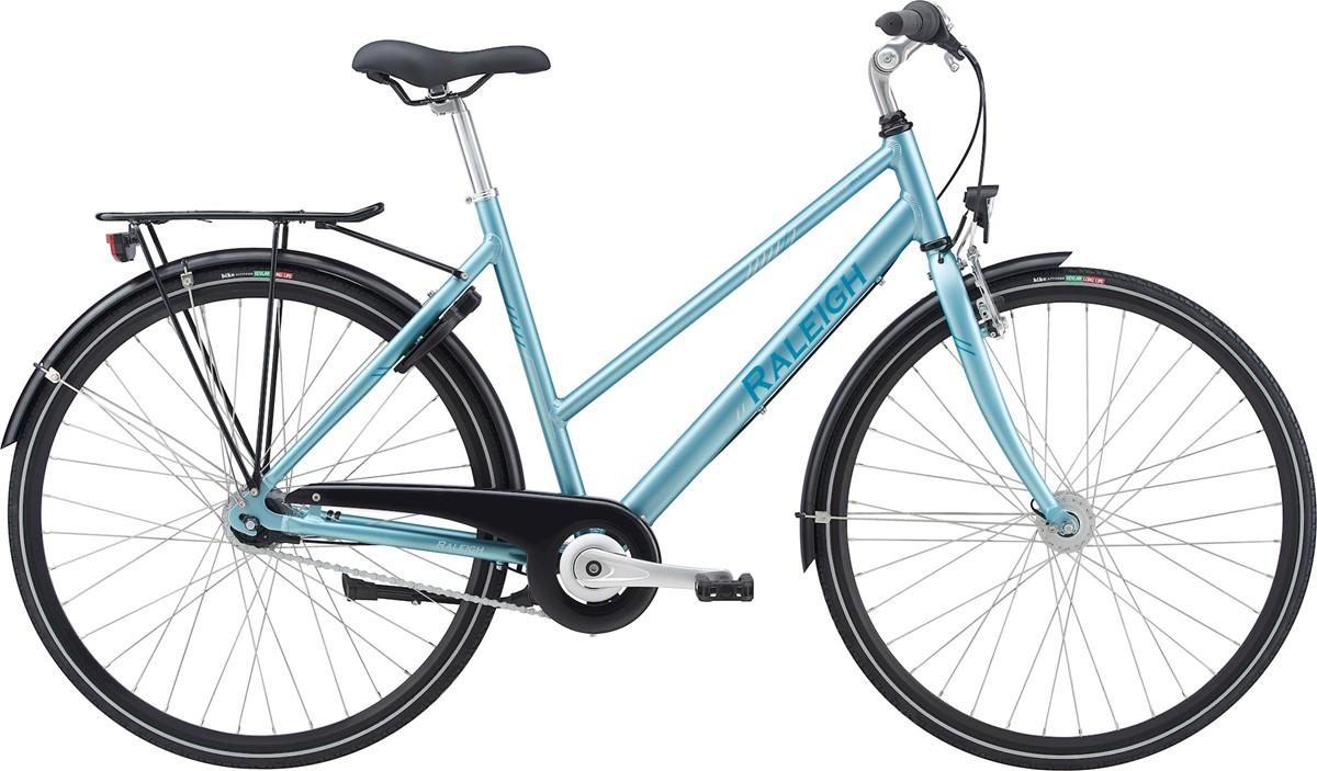 Køb Raleigh Sprite Alu Dame – Blå