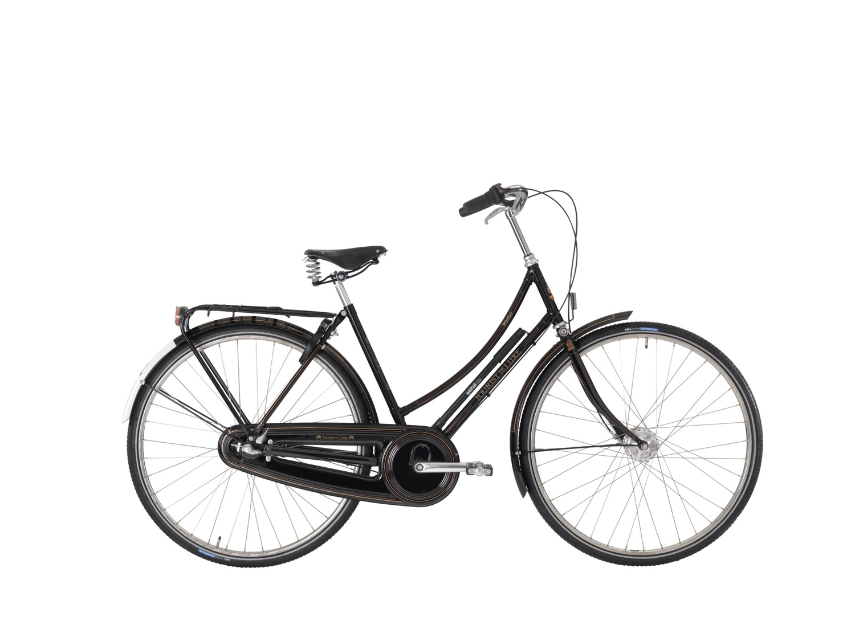 Pedalatleten Winther Tourist De Luxe Dame 3 Gear - Sort 2020 Cykler||Winther Cykler