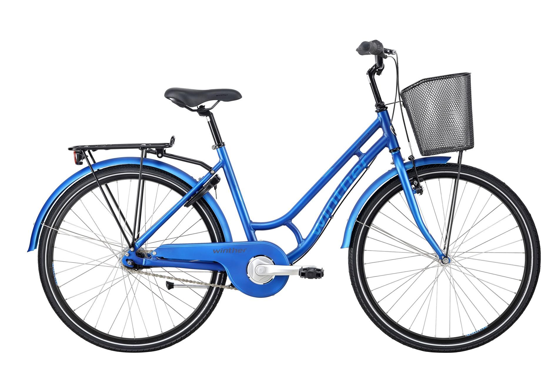 "Image of   Blue Winther 250 Alu Granny Mat Blå 26"" - 2020"