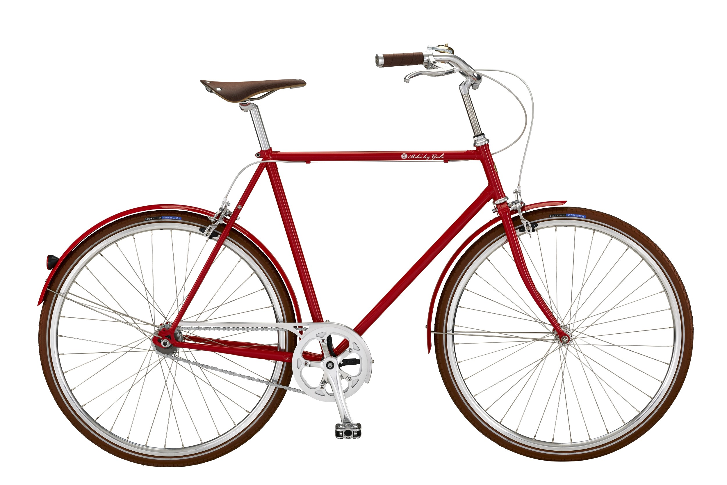 Bike by Gubi Herre 2 Auto Gear - Red Nelson 2018