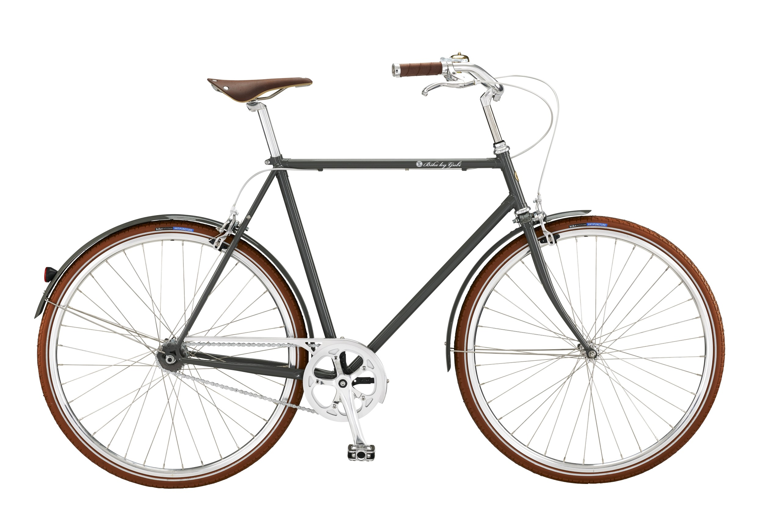 Bike by Gubi Herre 2 Auto Gear - Gubi Grey 2018