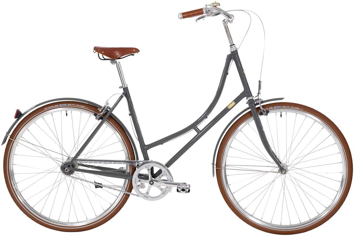 Image of   Bike by Gubi Dame 2 Auto Gear 52cm - Gubi Grey 2019