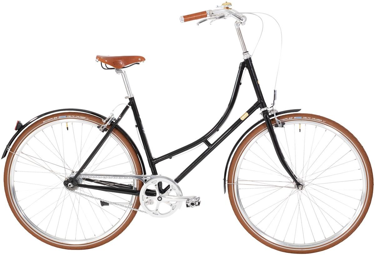 Image of Bike by Gubi Dame 8 Gear 52cm Piano Black - 2019