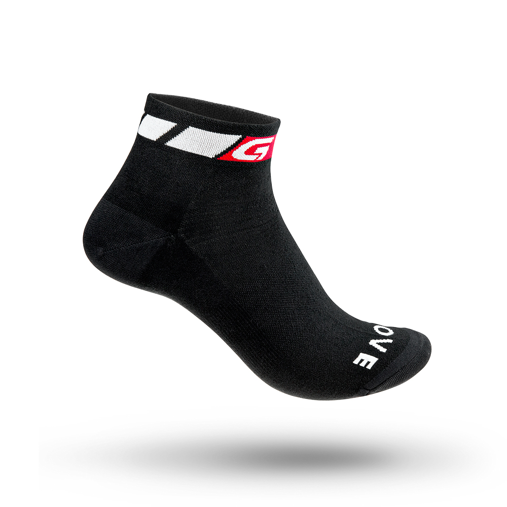 Image of GripGrab Low Cut Summer Sock - Sort