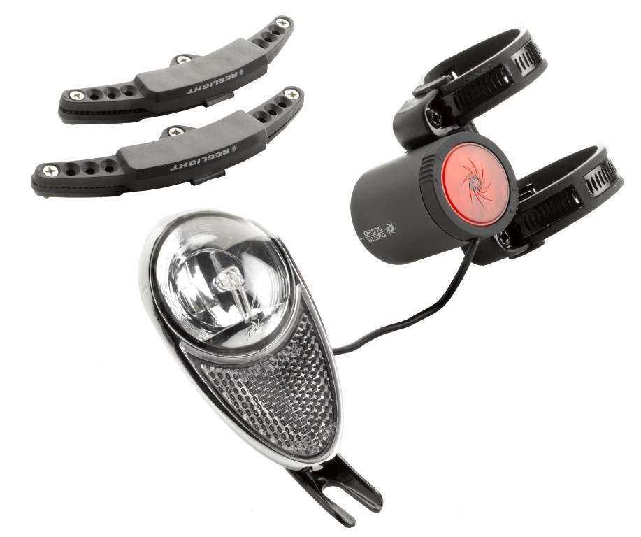 Pedalatleten Reelight Sl620 Power Backup Forlygte Mærker
