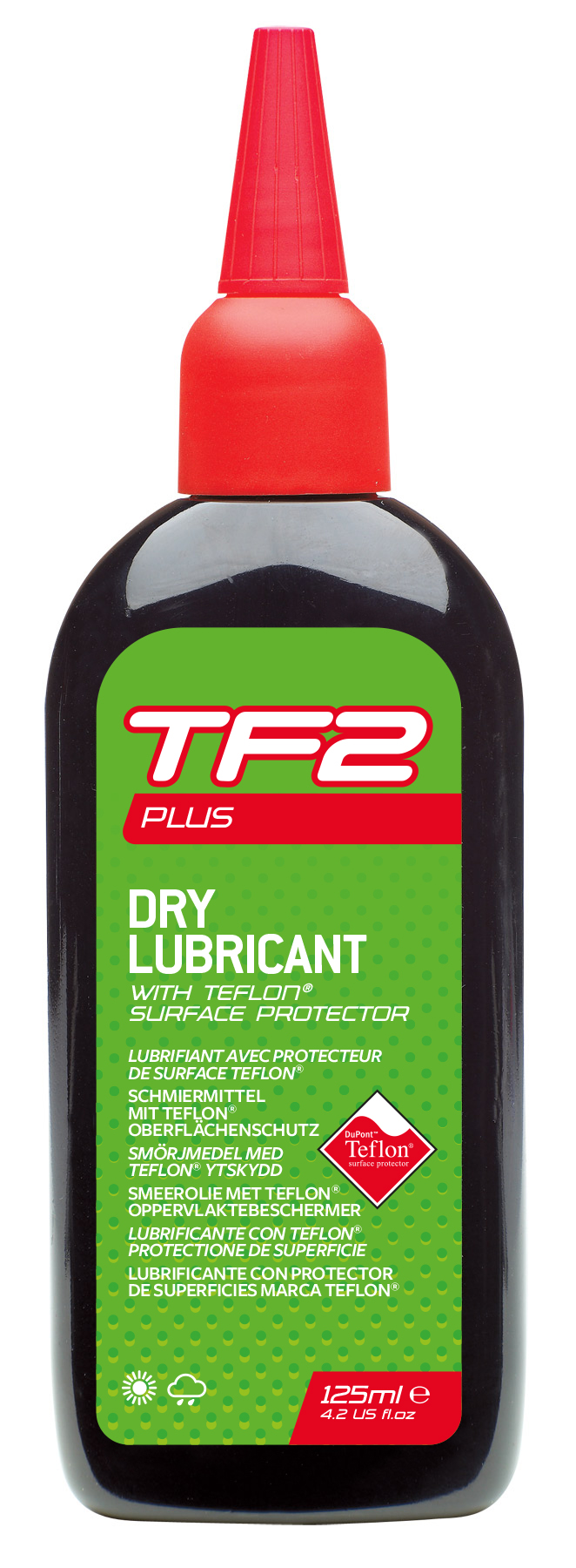 Weldtite TF2 Olie Dry 125ml