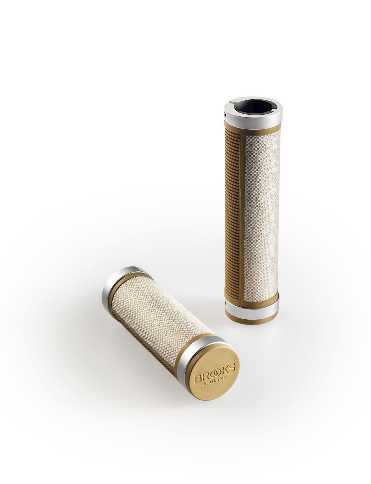 Image of Håndtag Brooks Cambium Comfort Grip 130/110mm Natural