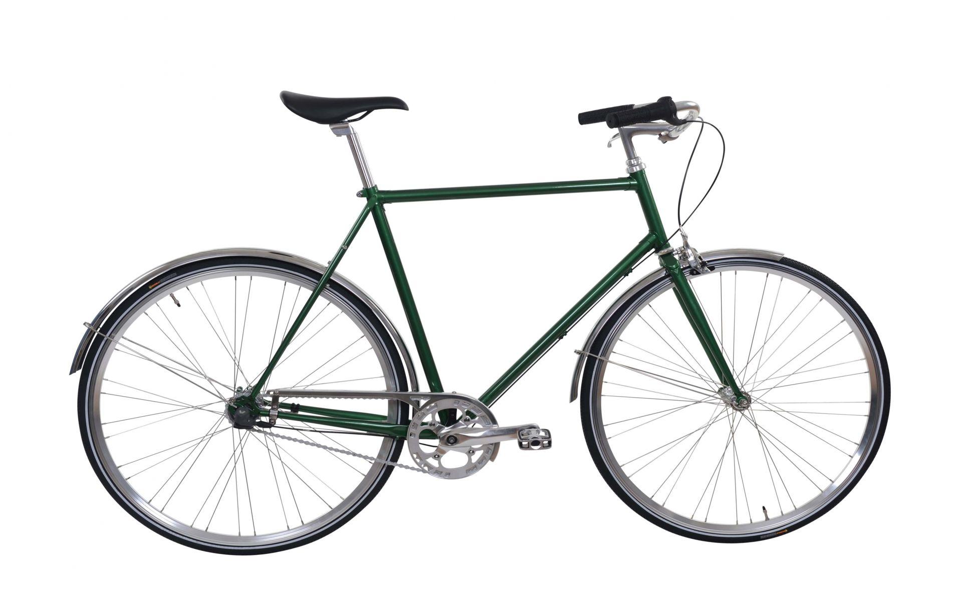 Ebsen Skov Cykel Royal Herre 2017 Pearl Green