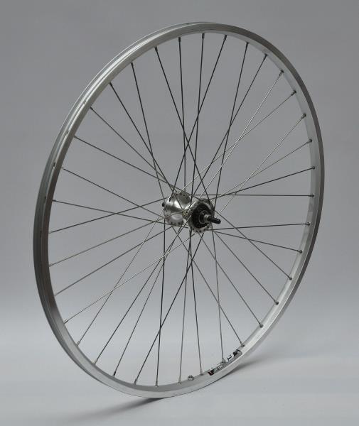 Image of Forhjul 700C Nexus - Sølv Zac19 til Rullebremse