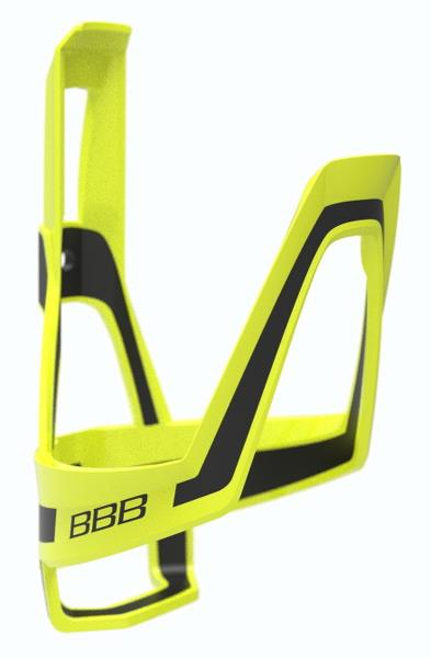 Flaskeholder Bbb Dualcage, Neon Gul/Sort