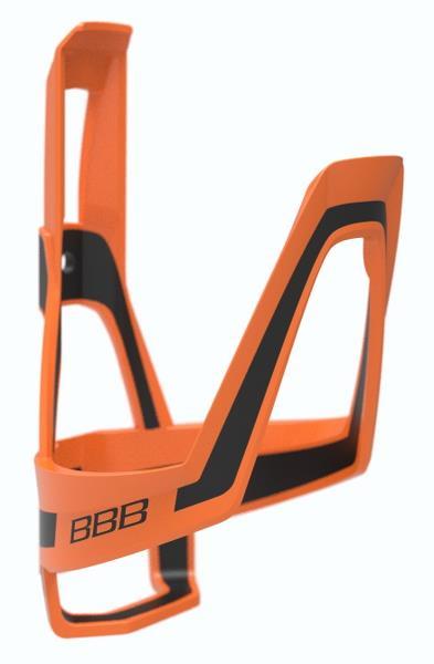Flaskeholder Bbb Dualcage, Orange/Sort