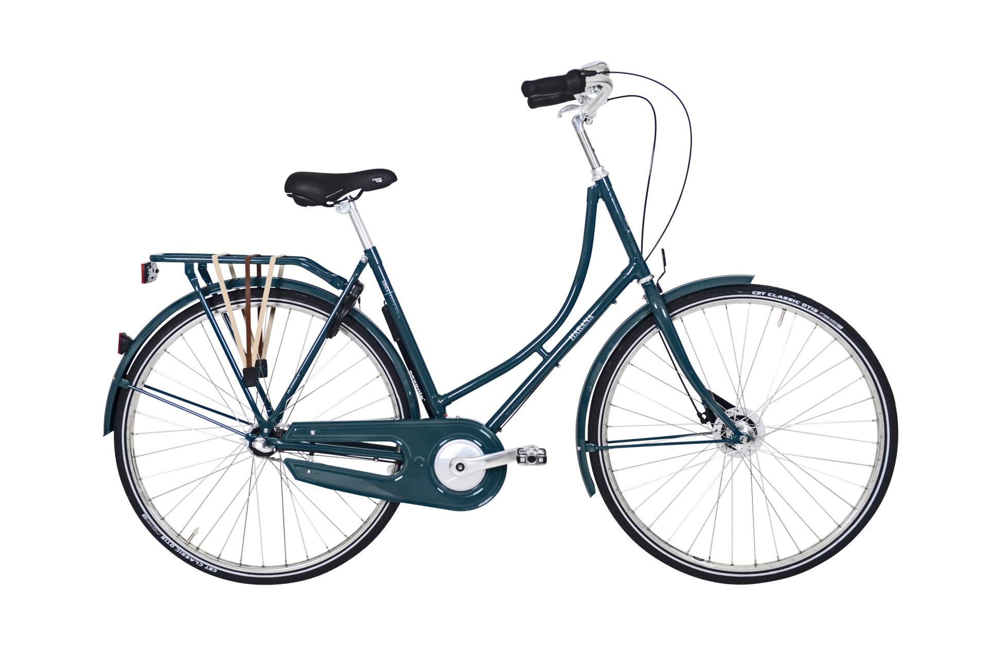 Pedalatleten Ebsen Habana Dame 3 Gear Turkis 55Cm - 2019 Cykler