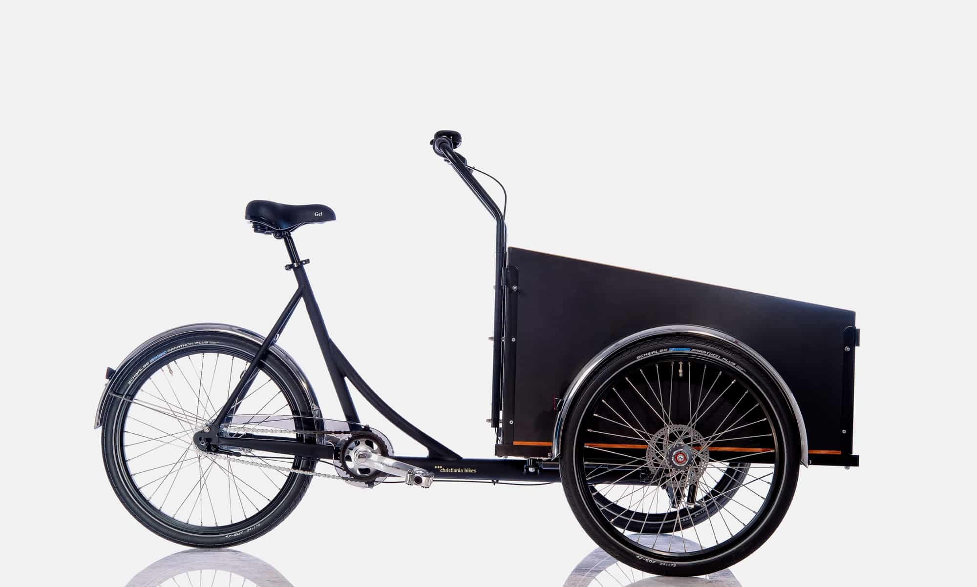 Christiania Ladcykel Model Light Alu (DESIGN SELV)