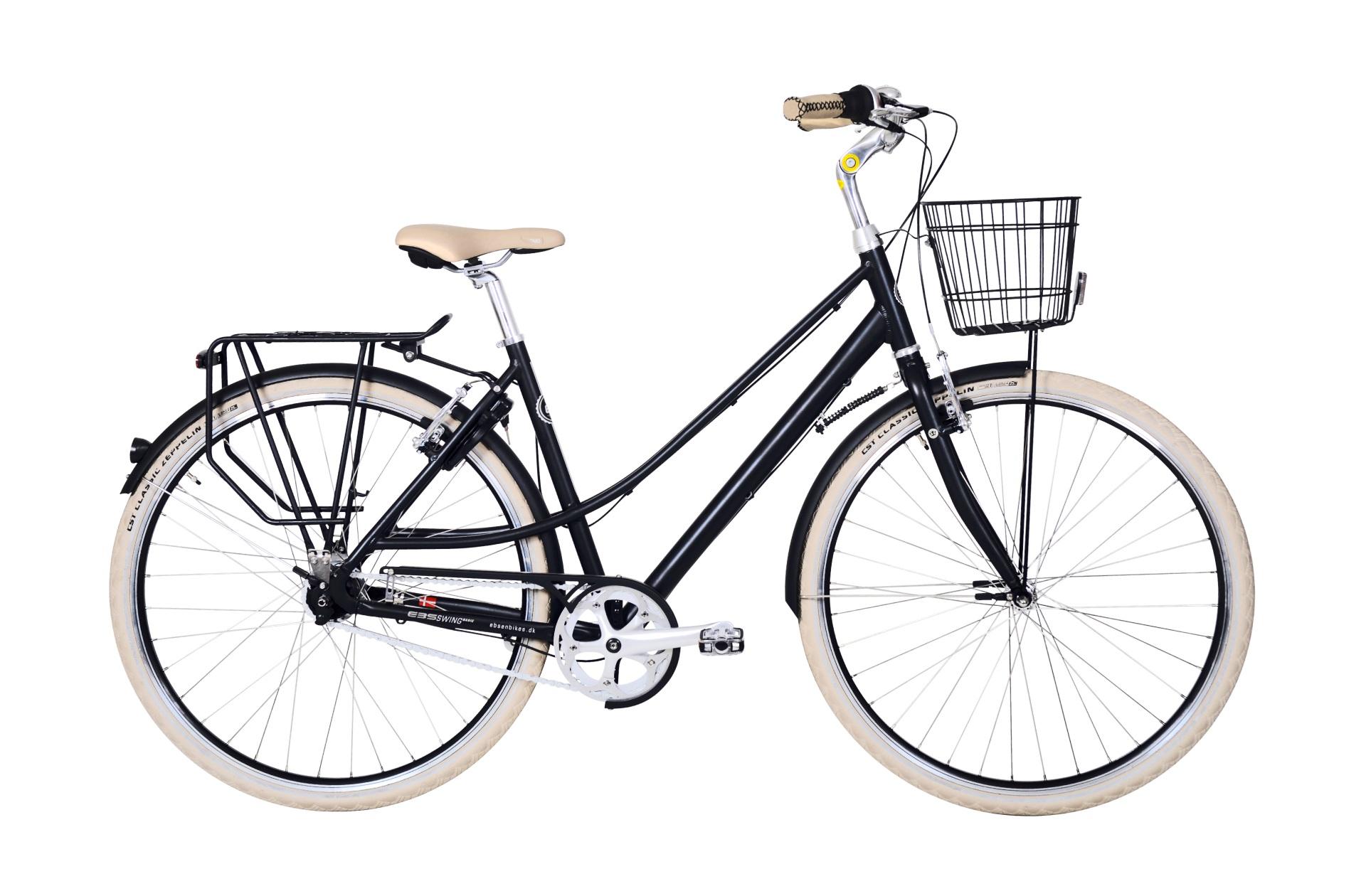 Pedalatleten Ebsen Swing Dame 7 Gear Matsort 50Cm - 2019 Cykler||Ebsen Bikes