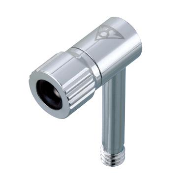 Topeak Ventiladapter Pressure-Rite Presta Mærker