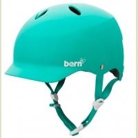Cykelhjelm Bern Lenox Turkis Medium 54-55,5 cm