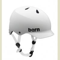 Cykelhjelm Bern Watts Hvid 59-60,5 cm