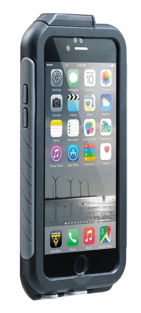 Topeak Ridecase (Iphone 6 Plus) Sort Mærker