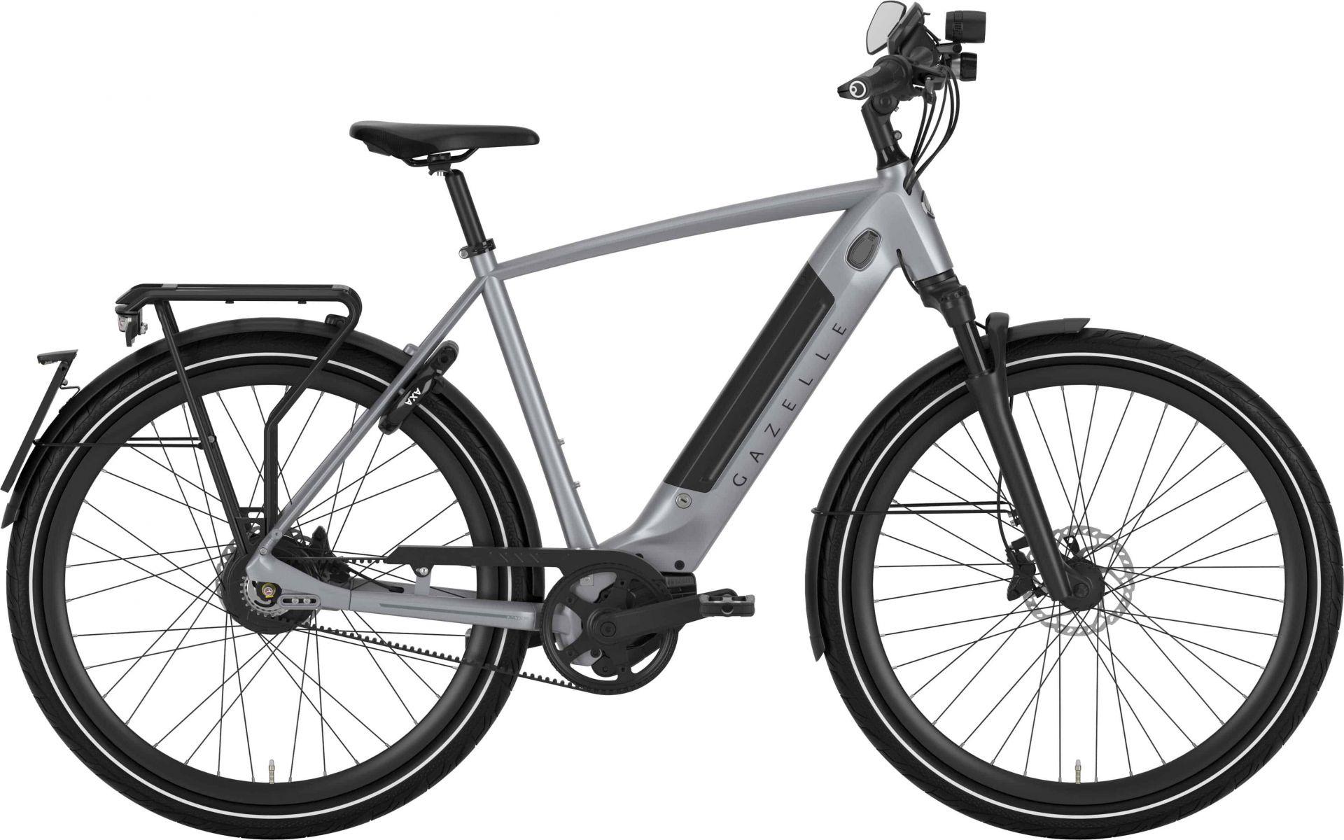 Gazelle Ultimate Speed C380 - Industry Grey