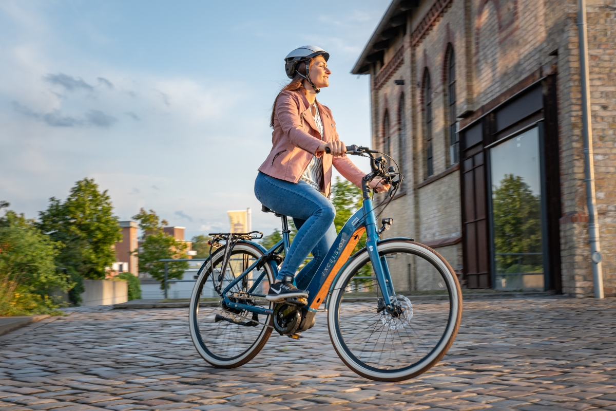 Pedalatleten 10 gode grunde til at vælge en elcykel sundhed