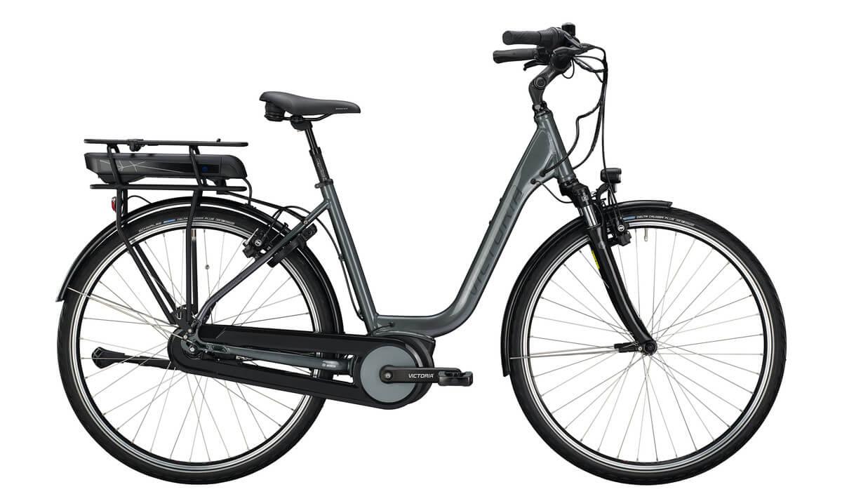 Victoria eTrekking 5.8 Oyster Grey Elcykel 2021